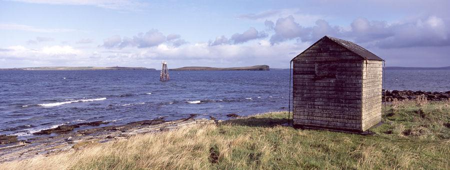 Bothy, Hoy, Orkney Islands