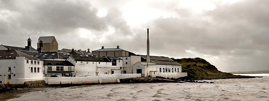 Bowmore Distillery, Isle of Islay
