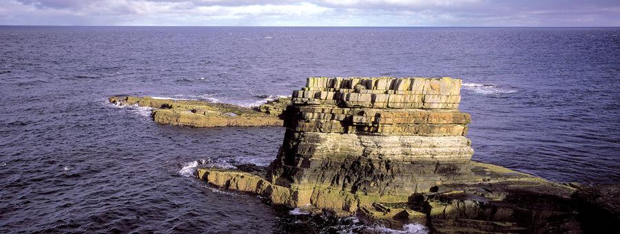 Cliffs, Orkney Islands