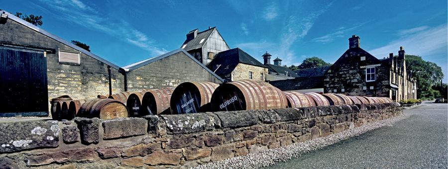 Dalmore Distillery, Highlands