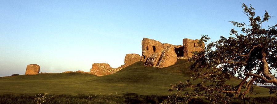 Duffus Castle, Moray