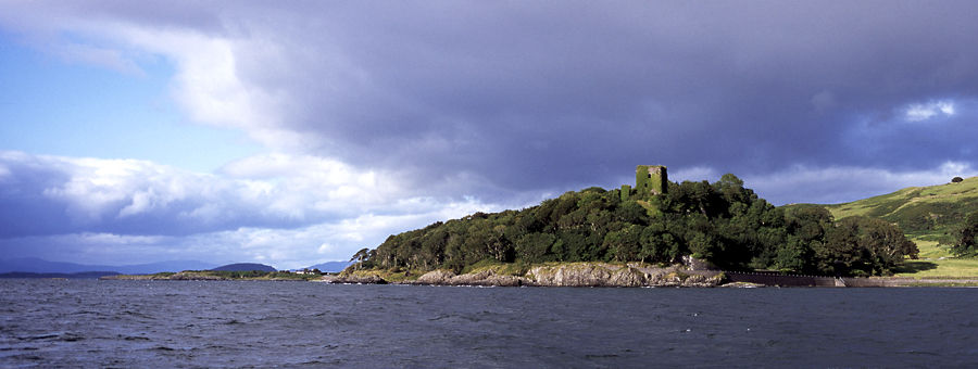 Dunollie Castle, Argyll