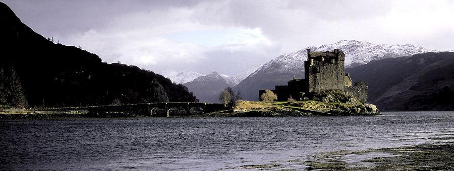 Eilean Donan Castle,West Highlands