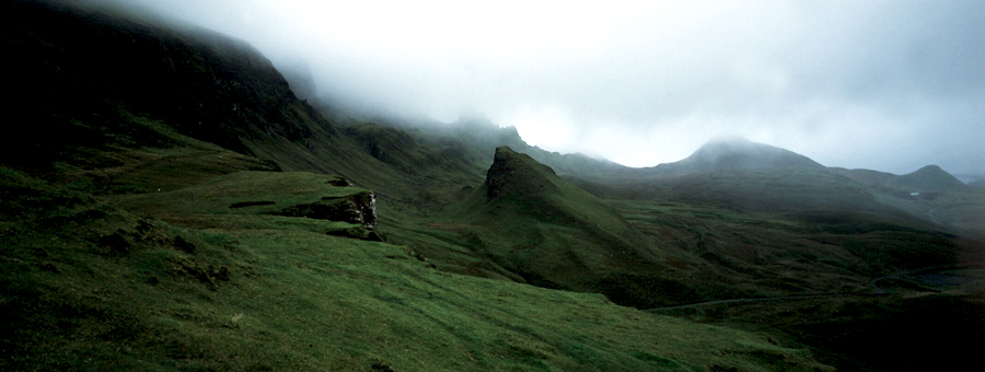 Foggie Quairiaing, Isle of Skye
