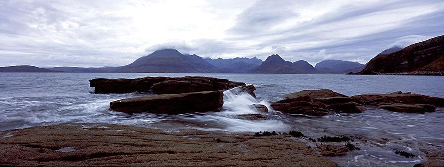 From Gillan to Black Cuillins, Isle of Skye
