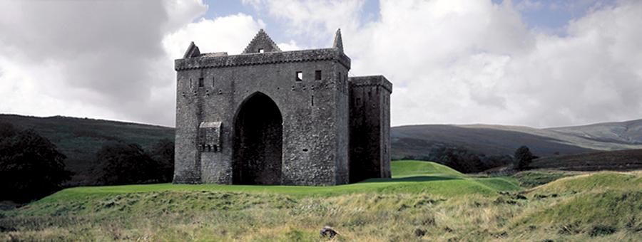 Hermitage Castle, Lowlands