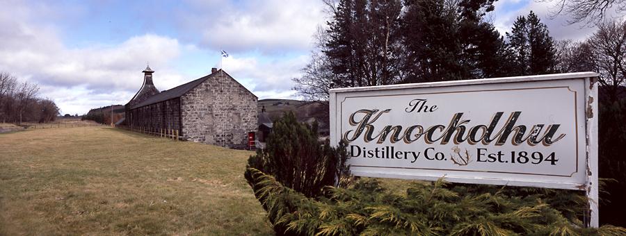 Knockdhu Distillery, Speyside