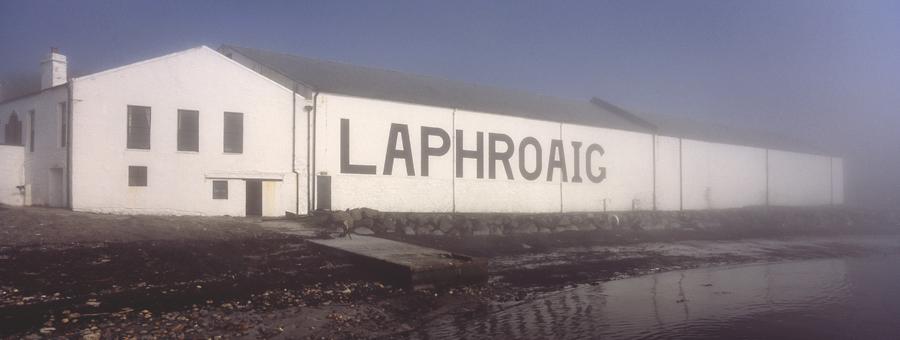 Laphroaig Distillery, Isle of Islay