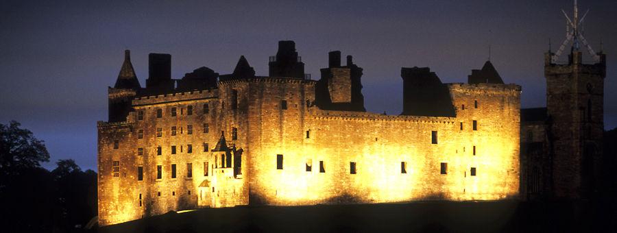 Linlithgow Castle, West Lothian