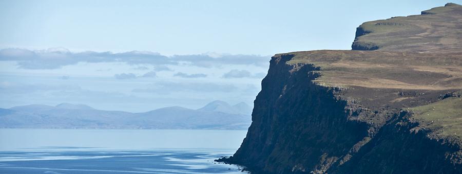 Loch Pooltiel, Isle of Skye