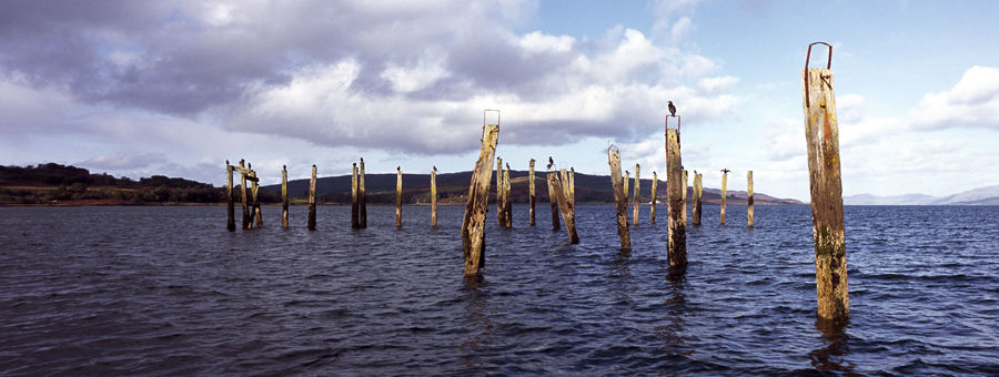 Old Pier, Isle of Mull