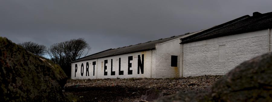 Port Ellen Distillery and Maltings, Isle of Islay