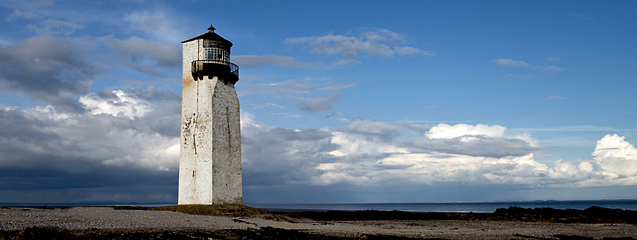 Southerness Lighthouse, Dumfries and Galloway
