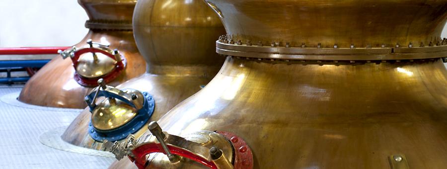 Stills, Cragganmore Distillery, Speyside