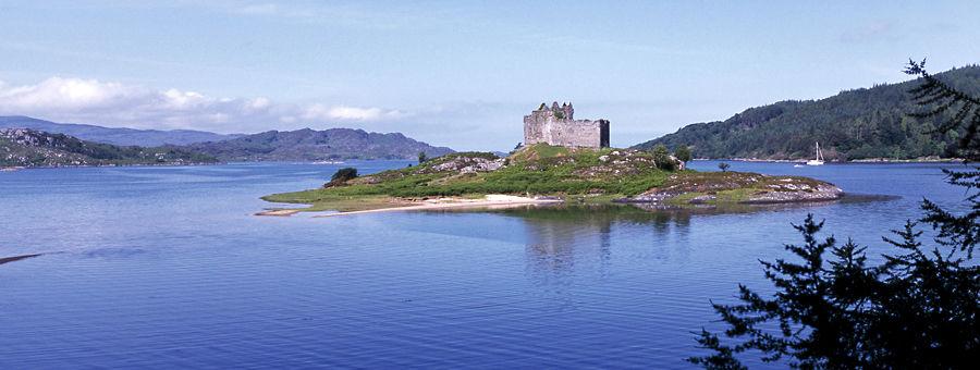 Tioram Castle, Moidart, Highlands