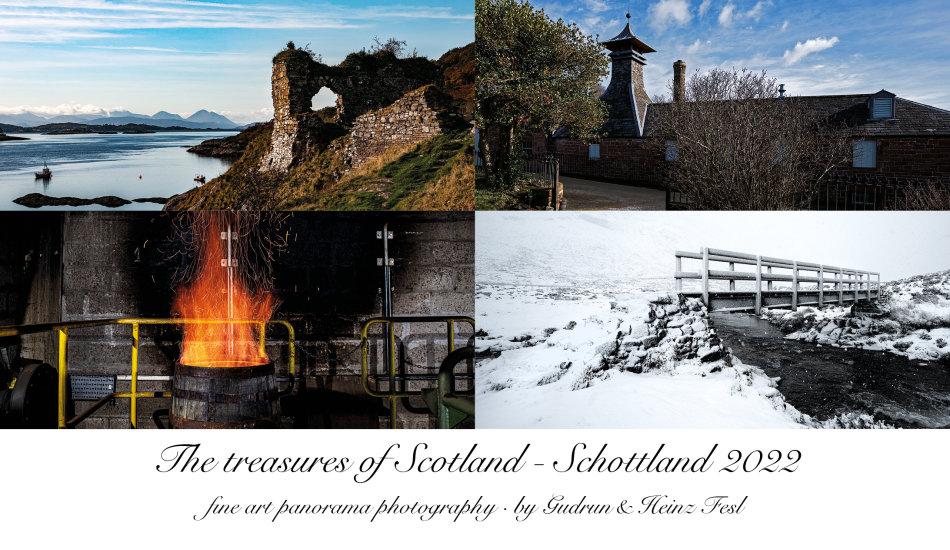 The treasures of Scotland - 2022