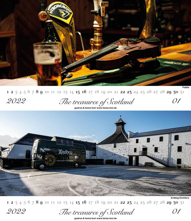 Ardbeg Distillery /Fiddle