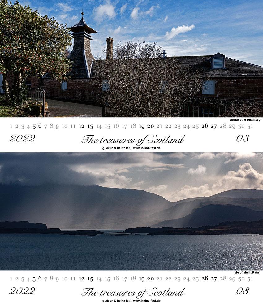Annandale Distillery /Isle of Mull