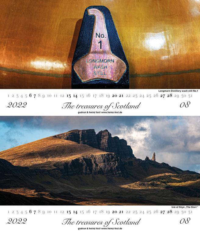 Longmorn Distillery /Isle of Skye