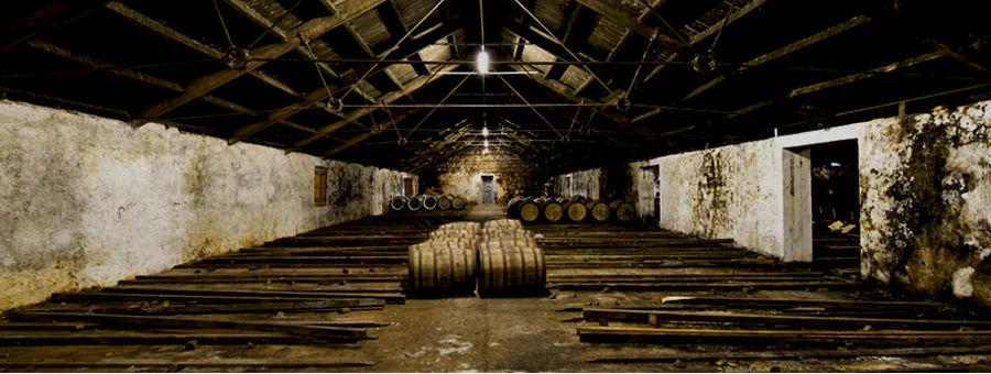 Traditional Warehouse, Glenglassaugh, Speyside