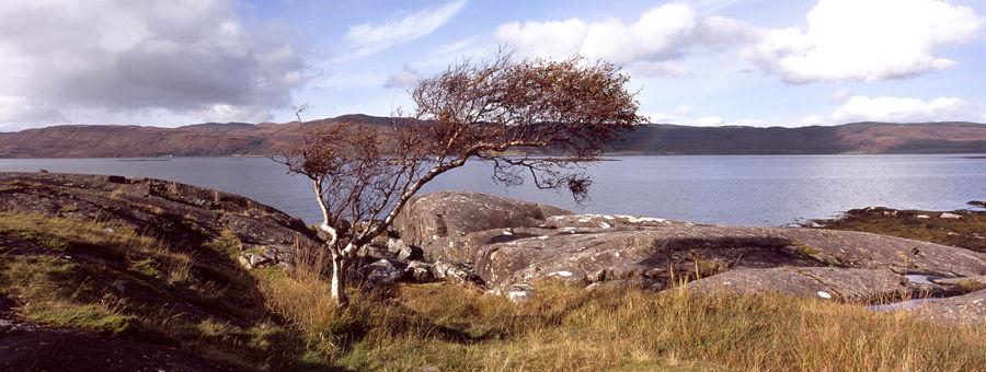 View to Ulva, Isle of Mull