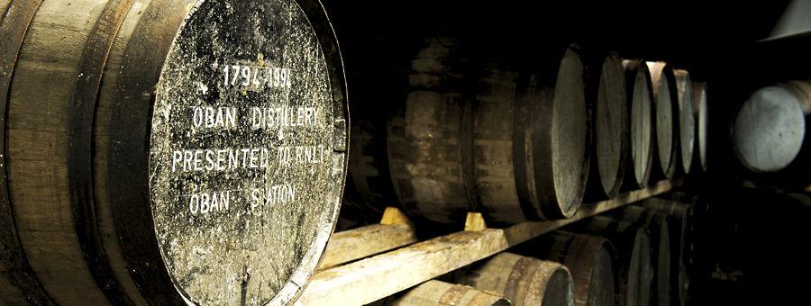 Warehouse, Oban Distillery, Highlands