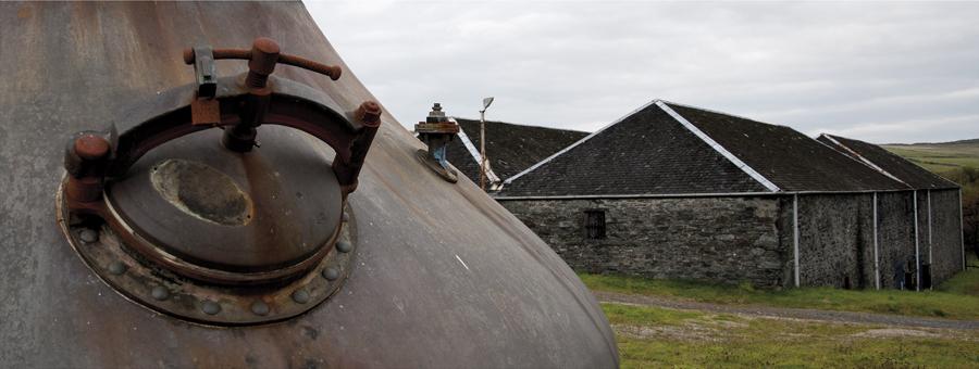 Port Charlotte Distillery, Isle of Islay
