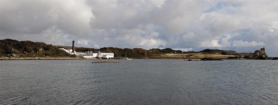 Lagavulin Distiillery, Isle of Islay
