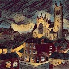 'CHURCH WHARF, BOLTON,UK'