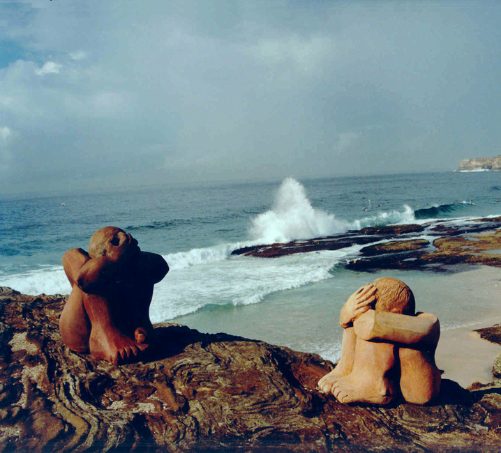 52 Sculpture- by the Sea