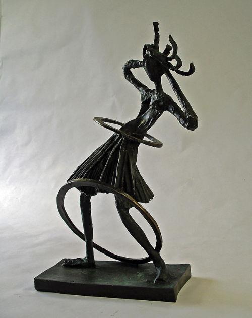 """""""Hoola Hoopa"""" (maquette)"""