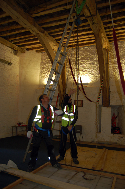 installation 2nd April 2012