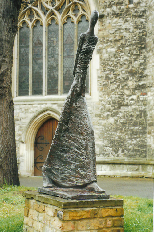 The Mother and the Child: All Saints Church, Fulham