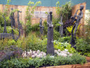 Helen's five-star Chelsea Flower Show Stand 2014, designed and built by Will Durkan