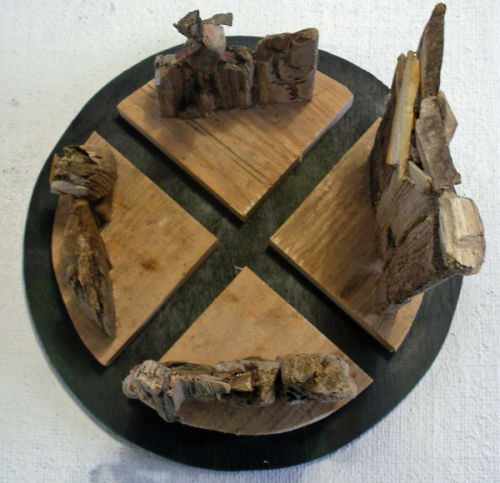 maquette (bird's eye view)