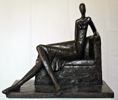 """Seated Figure"""