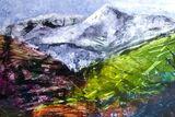 Annapurna - Acrylic