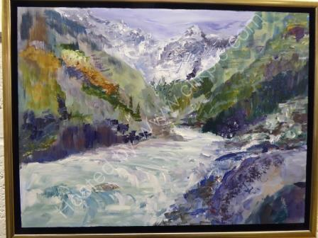 Budhi Gandaki Gorge
