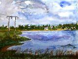 Castle dam, Penistone