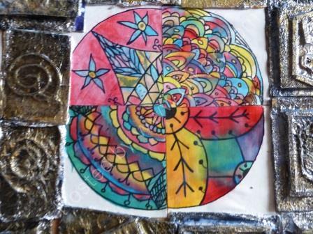 Medieval Window detail 2 Y5-6