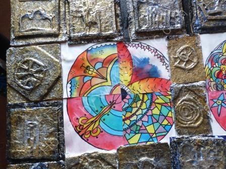 Medieval Window detail Y5-6