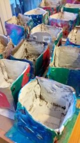 Y15-6 Clay Boxes with pattern work (5)