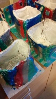 Y15-6 Clay Boxes with pattern work (7)