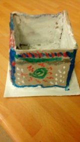 Y15-6 Clay Boxes with pattern work (2)