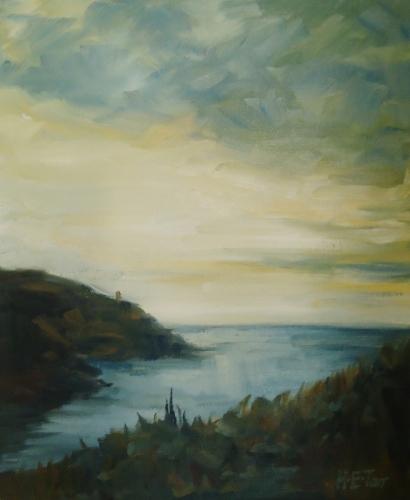 Porthgain, Cliffs