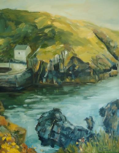 Porthgain, Rocks
