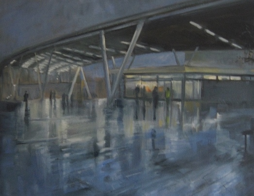 Hanley Bus Station II