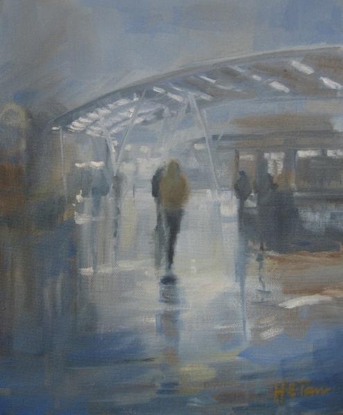 Hanley Bus Station I
