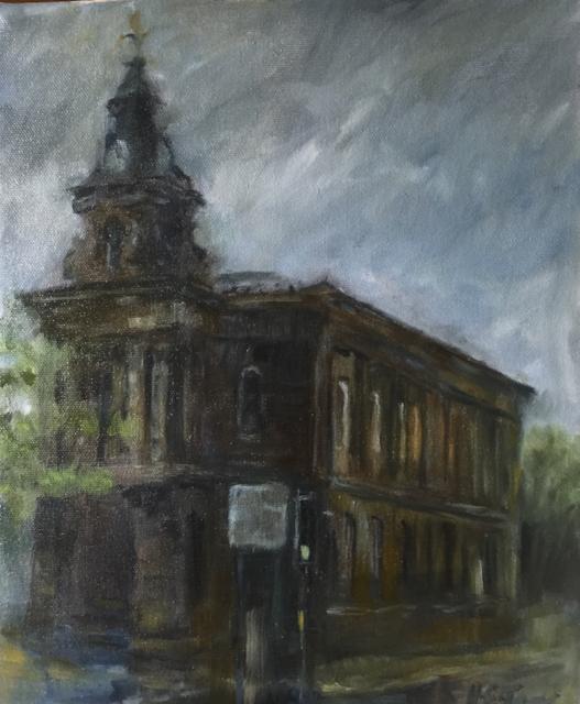 Burslem Town Hall