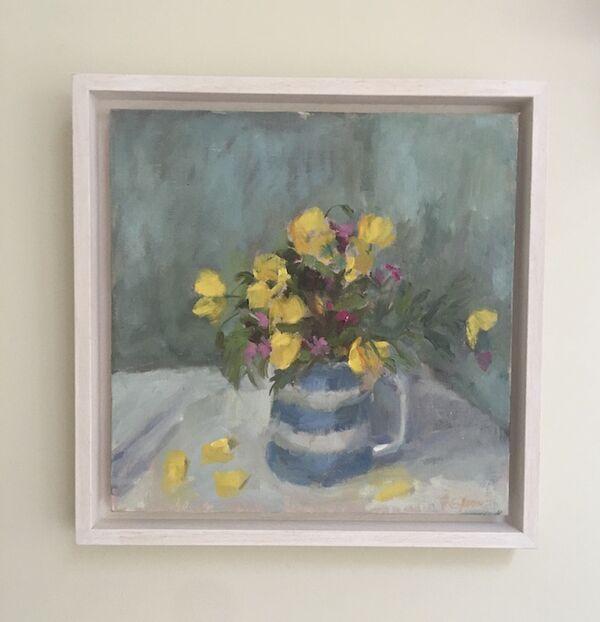 May Wildflowers in a Cornish Jug
